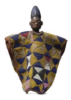 YORUBA IBEJI FIGURE, NIGERIA | lot | Sotheby's