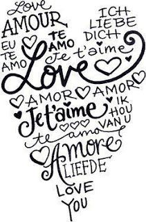 this fits me perfectly . I love you in french or spanish just sounds so romantic Te amo The Words, All You Need Is Love, My Love, For You, I Love Heart, Heart Type, Love Languages, Be My Valentine, Silhouette Cameo