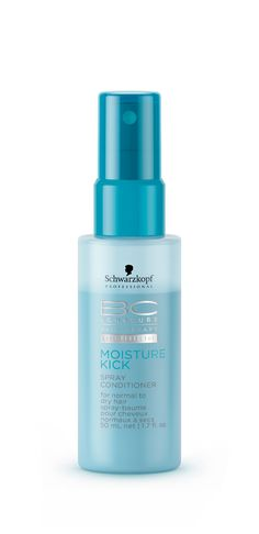 Schwarzkopf Professional BC Hairtherapy Cell Perfector Moisture Kick Spray Conditioner 50ml.