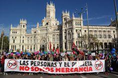 """Campaña contra el Tratado Transatlántico de Comercio e Inversiones: (Madrid - 13 de mayo) Jornada """"Municipios contra e..."""