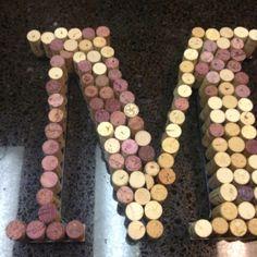 Pinterest Wine cork project