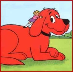 Brilliant 87 Best Clifford The Big Red Dog Images Red Dog Norman Machost Co Dining Chair Design Ideas Machostcouk
