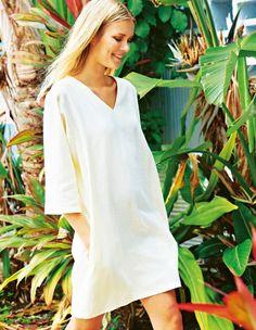Selbermachen: Sommerkleider nähen - acht luftige Modelle - BRIGITTE