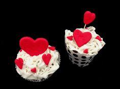 Valentine Valentine Cupcakes, Valentines, Cupcake Cakes, Sugar, Cookies, Desserts, Food, Valantine Day, Tailgate Desserts