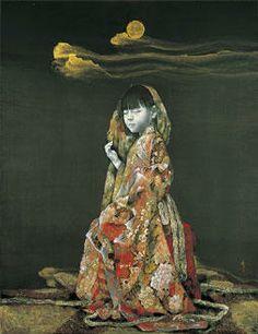 Kyosuke Chinai 雛の眼のいづこをみつつ流さるる 1984年