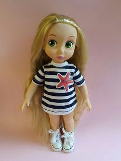 Disney animators dolls. #animatorsdolls #clothfordolls #disneydolls #princessdisney #princessanimators