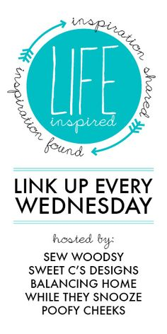 Life Inspired Link up Party- FIVE blogs, one link up & 5 Different sets of features.