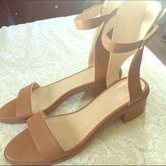 NEVER WORN Victoria's Secret sandals Never worn size 9 Victoria's Secret Shoes Sandals