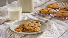 Use very ripe bananas for moist cookies with lots of banana flavor.