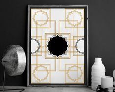 Items similar to oriental printable art- abstract- wall decor- home decor- gift for him- poster- digital print- printable wall art- printable gift room decor on Etsy Teenage Room Decor, Diy Living Room Decor, Boys Room Decor, Room Wall Decor, Bedroom Wall, Bedroom Decor, Geometric Wall, Printable Wall Art, Art Decor