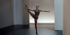 Misty Copeland's Under Armour Ad Is Like Nothing You've Ever Seen - this girl is amazing!