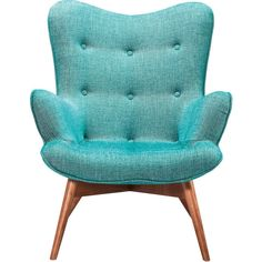 Kare Design Chairs textile with arm rest retro angel wings Rhythm Green Kare Design, Retro Vintage, Styl Vintage, Cosy Sofa, Cafe Chairs, Sit Back And Relax, Upholstered Dining Chairs, Ideal Home, Chair Design