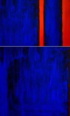 mark rothko exhibition @ gemeente museum, den haag, february 2015