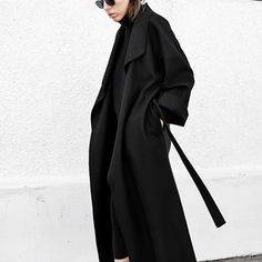 A collaboration between BC and blogger Kaitlyn Ham, the oversized Modern Coat is our throw-on-and-go essential this season. Online now. RG @kaity_modern #theiconic #bcthelabel