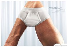 Print advertisement created by Jung von Matt, Switzerland for Prostate Cancer Foundation, within the category: Public Interest, NGO.