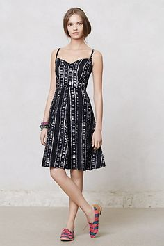 Aestas Summer Dress, wore this all summer! Favorite dress this year#anthrofave
