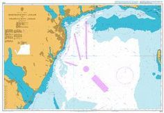 British Admiralty Nautical Chart 2212: Dnistrovs`kyy Lyman to Dniprovs`kyy Lyman