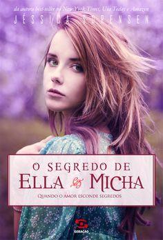 "News: Revelada a capa de ""O Segredo de Ella e Micha"", de Jéssica Sorensen"