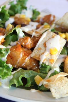 Sticky Fingers Chicken Salad from do it yourself divas: Recipes