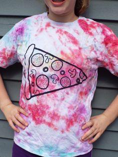 Toddler Pizza Shirt Custom Tie Dye Pizza Tshirt for toddlers https://www.etsy.com/listing/588504778/toddler-pizza-shirt-custom-tie-dye-pizza