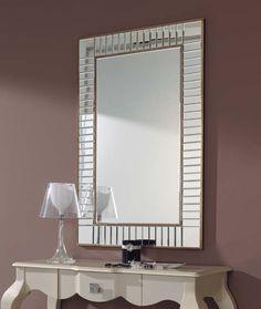 Espejo cristal moderno