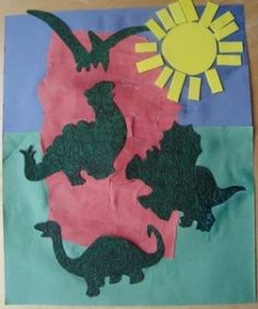 Lots of easy dinosaur crafts for little kids. We have two dinosaur mad boys who love making things. This page will be regularly updated with new...