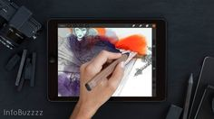 Microsoft might be backing Apple's new Pencil for the iPad Pro in its iOS apps, but the software giant is also supporting third-party options. One of the most popular is Pencil by FiftyThree, and M...