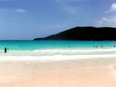 puerto rico beach pics | Flamenco beach is one of the most celebrated of Puerto Rican beaches.