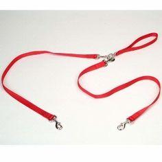 Pet Walker Plus - our favorite two dog leash.