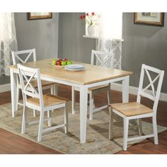 Awesome Found It At Wayfair   Crossback 5 Piece Dining Set
