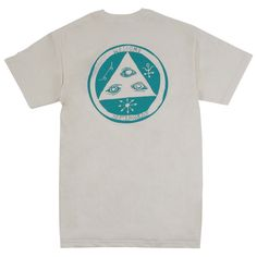 Welcome Skateboards Talisman T Shirt in Natural