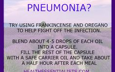 17 Best images about Essential oils Doterra/Young living on . Essential Oil For Pneumonia, Essential Oils For Colds, Essential Oil Uses, Young Living Essential Oils, Essential Oil Diffuser, Pure Essential, Cypress Oil, Doterra Oils, Yl Oils