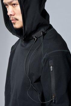 ACRONYM GmbH — DS-HD2 Acronym Outerwear Jacket Technological Wear