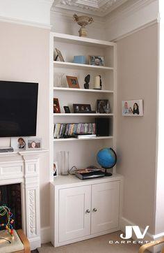 14 best alcove shelving images alcove shelving alcove cupboards rh pinterest com