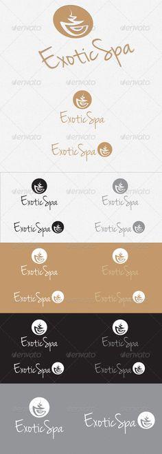 Exotic Spa - Logo Templates