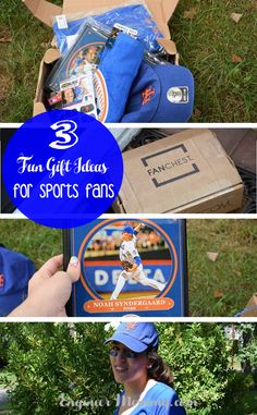 Got a sports fan in your life? Be sure to check out FANCHEST for curated, sports gear packages that he's sure to love! There are plenty of teams to choose from. I got a NY Mets FANCHEST and it was full of amazing finds! My husband loves everything! @thefanchest ad