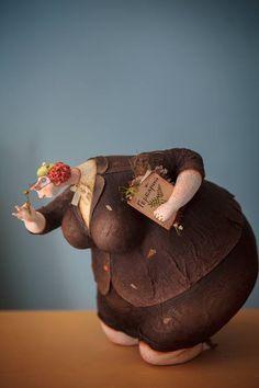 ~ by Russian (Siberia) artist Katya Guseva (KATYA FAIRY TALES), based in Cyprus.