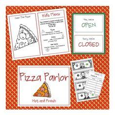 Let's Pretend Pizza Parlor