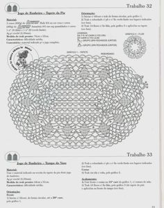 Irish lace, crochet, crochet patterns, clothing and decorations for the house, crocheted. Crochet Doily Diagram, Crochet Doilies, Knit Crochet, Crochet Patterns, Crochet Hats, Crochet Table Runner, Baby Bonnets, Irish Lace, Bathroom Sets