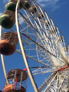Blackpool pier British Holidays, Blackpool, Great British, Seaside, Coast, Fun, Travel, Ideas, Design