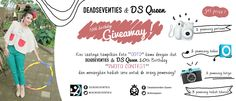 "Join with us ""OOTD with DSVS"" and get special prizes! #10thDSVS #10thDSVS #10thDSVS #10thDSVS #10thDSVS Come on!"