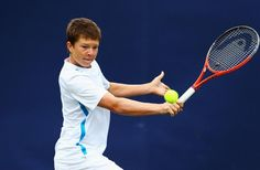 16-year-old Stefan Kozlov Seen in Action. Is He the New McEnroe?