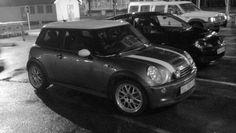 My 2006 R53 Mini Cooper S JCW