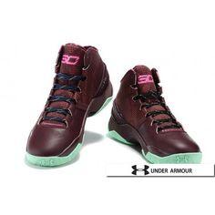 quality design a5ecf 1095f ... denmark ua curry 2 shoes 2016 new under armour ua curry 2 bhm dark  maroon antifreeze