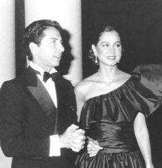 Isabel y Carlos Martorell