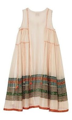 "Versatile long ""BoHo"" vest would go well with neutrals, reds, green or jeans.  Hey, that rhymes!"
