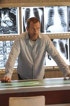 Still of Hugh Laurie in Dr. House