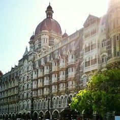 @Regrann from @lovelyricha1 -  A majestic morning beckons at The Taj Mahal Palace & Towers Mumbai :) #blog #blogger #travel #travelgram #wanderlust #tourist #photography #good #morning #streetphotography #memories #nostalgia #arts #architecture #landmark #decor #beautiful #wonder #Mumbai #India #Taj #igers #igdaily #instalove #instagood #instadaily #happy #love