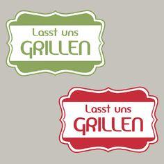 Freebie, Grillen, Stampin´Up! Printable, Designeretikett, Stanze, Stempeln, Craft, basteln, pattern, punch, stampin https://www.facebook.com/Colorspell