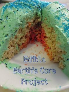 Edible earths core